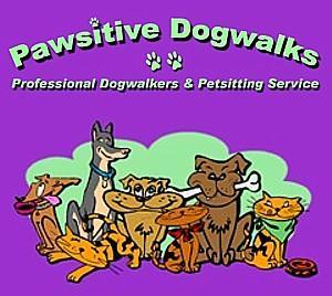 Pawsitive Dogwalks